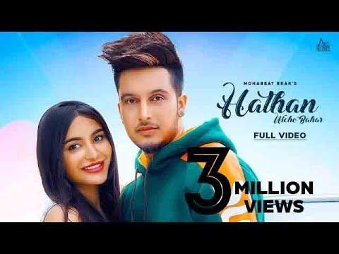 hathan-wicho-bahar-|-(full-hd)-|-mohabbat-brar-|-new-punjabi-songs-2019-|-latest-punjabi-songs-2019