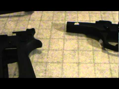 Beretta 92FS: USA vs Italy Differences