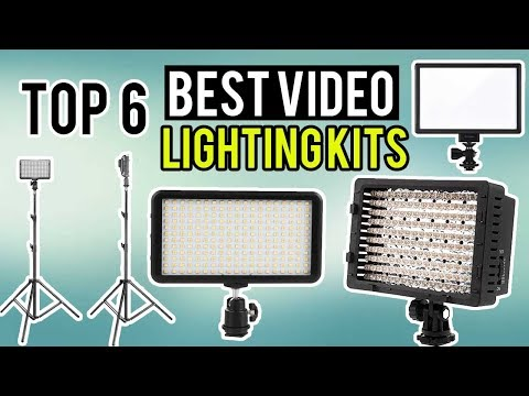 Best video lighting kits | Best Lighting Kit for Photography And Video