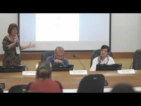 Formação em Saúde do Trabalhador em debate no Abrascão 2018 - Rita Mattos