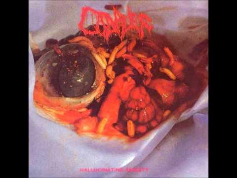 Cadaver  Hallucinating Anxiety Full Album