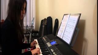 I don't wanna miss a thing (Aerosmith) - Piano Cover (short version)