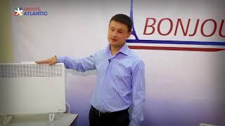 Видеообзор конвектора Bonjour