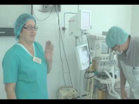Новое оборудование в Центральной городской больнице