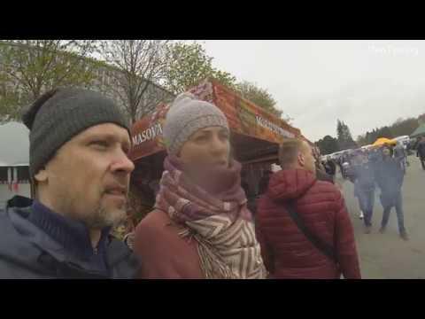 Мотобарахолка Брно Чехия 2019