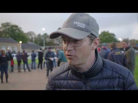 Tattersalls October Yearling Sale Book 2 Day 1 2016