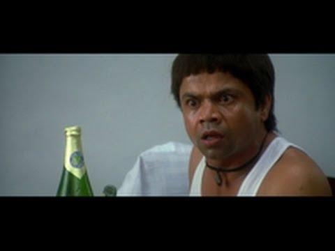 Rajpal Yadav Comedy - Chup Chup Ke Movie - Drinking Scene - Rajpal Yadav Comedy