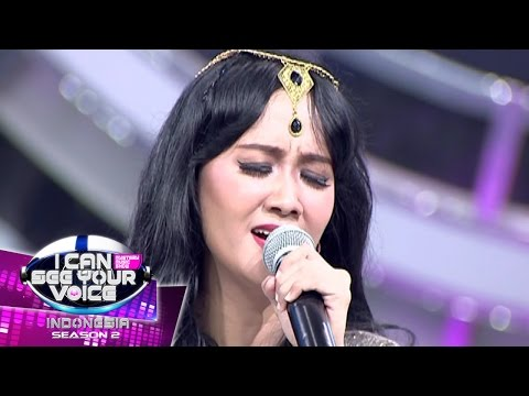 Disangka Dancer, Suara Wulan Merindu Buat  Ridho Tak Bisa Tidur! - I Can See Your Voice (21/3)