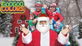 Hurry Up Santa! 🎅☃️🎄(Help Santa Clause Get Ready for Christmas)