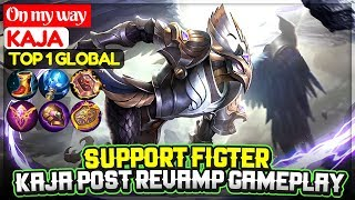 Kaja Post Revamp Gameplay [ Top 1 Global Kaja ] On...