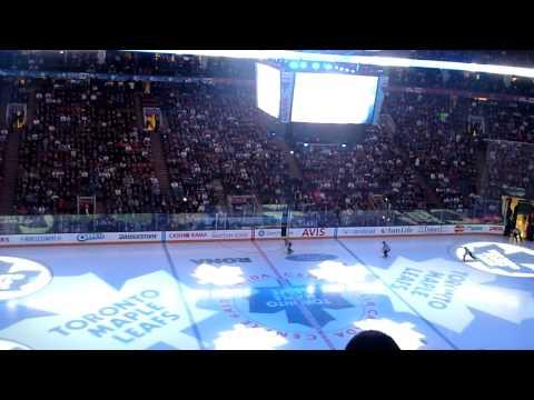 Hockey à Toronto