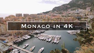 Monaco in 4K