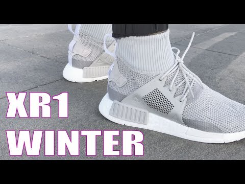 nmd xr1 winter on feet