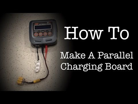 How To Make a Simple Parallel Charge Board