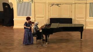 H. Wieniawski - Obertasse et Le Menetrier, Op. 19 No. 1