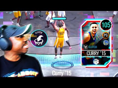 105 OVR CURRY GLITCHED THE GAME! NBA Live Mobile 20 Season 4 Pack Opening Gameplay Ep. 51