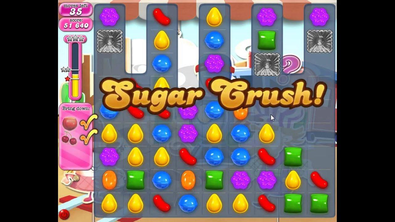 Candy Crush Saga En Facebook