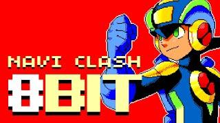 [8-bit] Navi Clash! | Mega Man Battle Network: Battle Chip Challenge