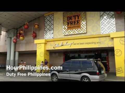 Duty Free Philippines Ninoy Aquino Avenue Paranaque by HourPhilippines.com