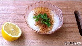 Balık  İskorpit  Çorbası - Osmanlı Yemekleri/turkish Food