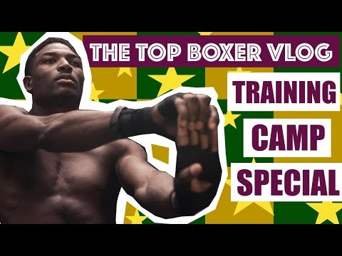 UMAR SADIQ TRAINING CAMP SPECIAL! Top Boxer Vlog #25