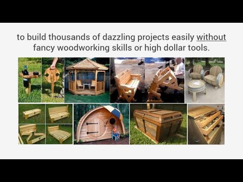 diy-woodwork-projects-|-woodworking-plans-|-outdoor-furniture-plans