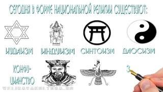 Мировые и национальные религии: черты, особенности, история