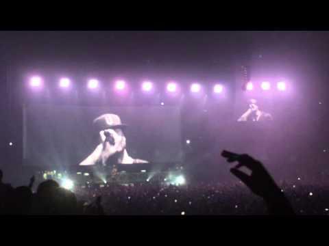 Booba - RTC - Live Paris Bercy (05.12.15)