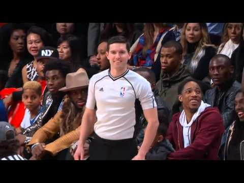 2016 NBA All-Star 3-Point Contest - Kevin Hart vs Draymond Green!