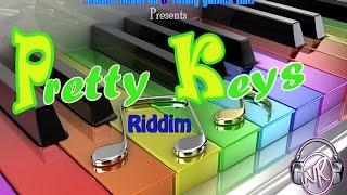 Pretty Keys Riddim Mix (Nuchie Records / Quazor) April 2015