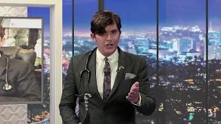 """Dr. Hollywood - 17/09   """"Cigarro faz mulher envelhecer três vezes mais rápido"""", alerta Dr. Rey"""
