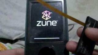 Zune 30gb fix/solution if it won