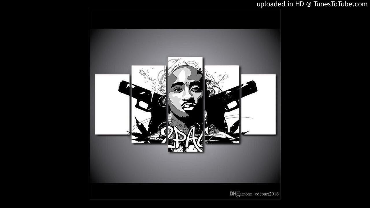 2Pac - Unborn Child (Unreleased Demo) - | Rap | Hip Hop |