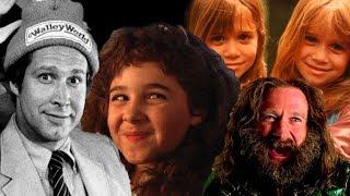 5 семейных фильмов 80-90-х. Кудряшка Сью, Джуманджи, Супербратья Марио, Двое я и моя тень
