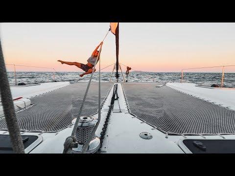 Just swinging over to northern Sicily (Sailing La Vagabonde) Ep. 112