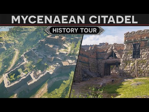 Assassin S Creed Odyssey Exploring Ancient Mycenae