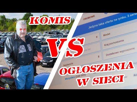 Komis vs Ogłoszenia w sieci - czyli dziki zachód samochodów w Polsce