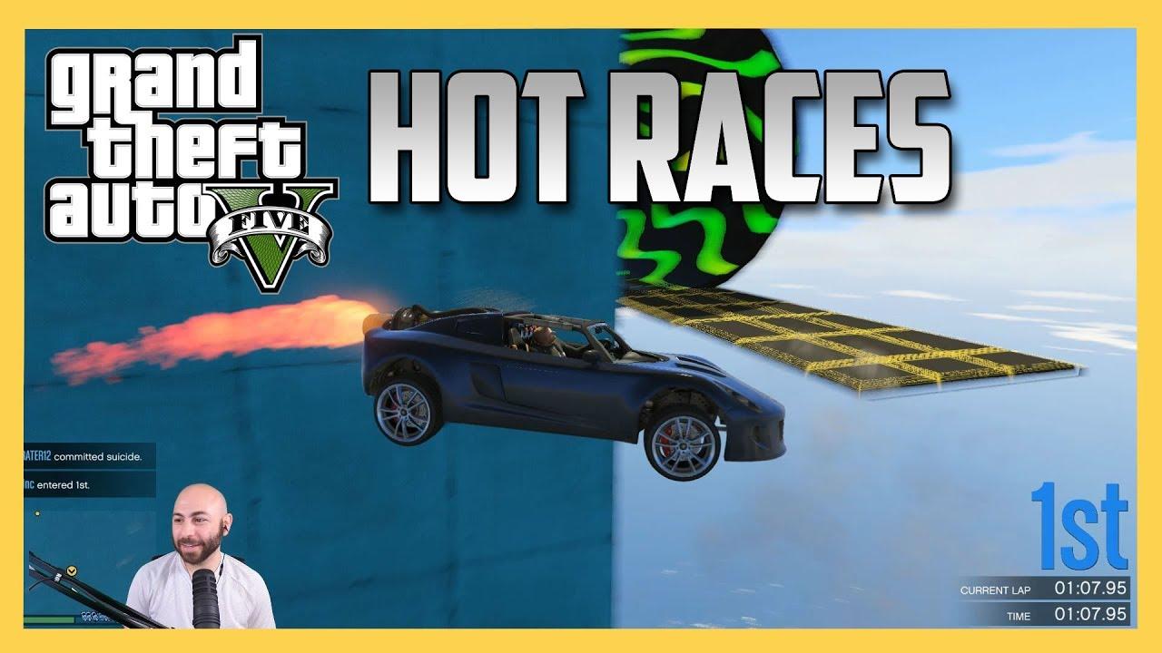 Hot Races In Gta V  Swiftor - Youtube-7350