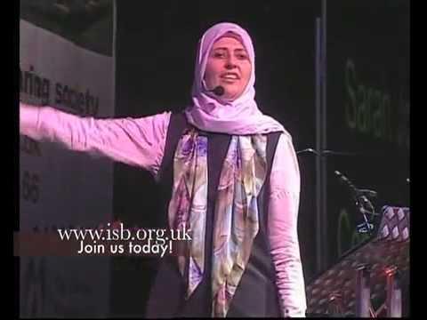 LIFeTalk: Sarah Joseph - Connection Lost, Living Islam Festival 2011