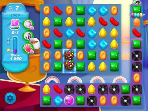 Candy Crush Soda Saga Level 1565