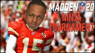 Madden 20 Tournament - Trent Becomes The People's Champ! (Ninja Member Tourney)