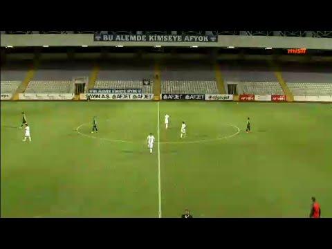Afjet Afyonspor 0-1 Kocaelispor - Maç Özeti | Forza Körfez