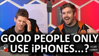 Android Phones are for Evil People CONFIRMED - WAN Show Feb 28, 2020