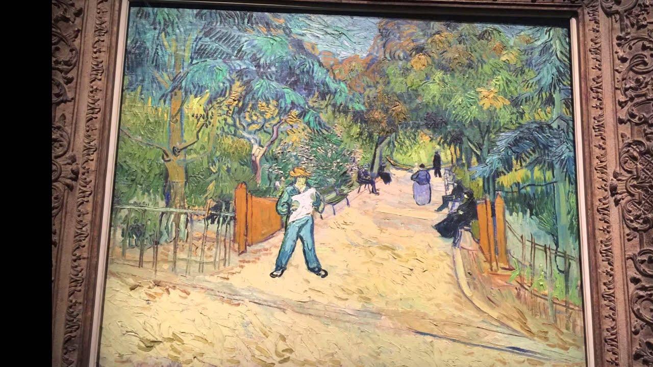 Vincent Van Gogh' Bedrooms . Art Institute Of Chicago 02