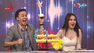 Vợ chồng Văn Anh - Tú Vi trở thành đội đầu tiên chiến thắng gameshow Gương Mặt Phu Thê