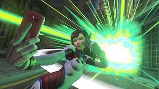 Overwatch-Don't say GG, rounds not over!!