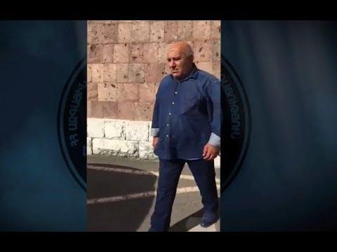 Հովիկ Աբրահամյանի գործարարանում հայտնաբերվել է զենք և ռազմամթերք, ձերբակալվել է նրա եղբայրը