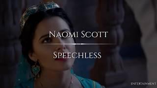 Naomi Scott Speechless MP3