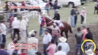 el seor de los cielos vs la chica de rojo hit 3 derby convencional pista los patojos