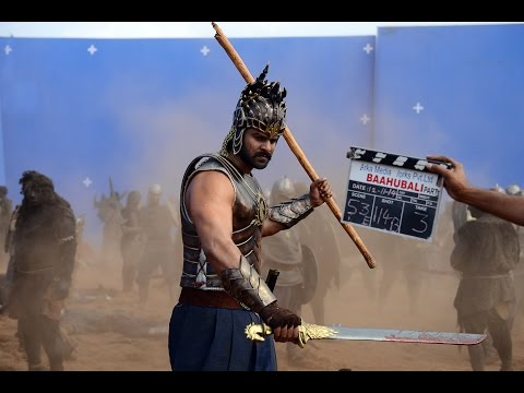 Baahubali - The Beginning | Making |...